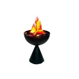 Εντυπωσιακό Φωτιστικό Flame Lamp με Εφέ Πραγματικής Φλόγας
