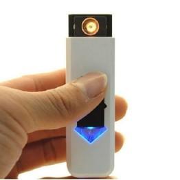 Επαναφορτιζόμενος Αναπτήρας με USB