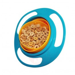 Universal Gyro Bowl - To έξυπνο μπωλ για παιδιά, που περιστρέφεται 360 μοίρες