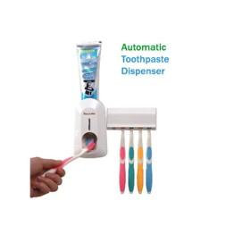 Αυτόματη Συσκευή Οδοντόκρεμας & Θήκη για 5 Οδοντόβουρτσες