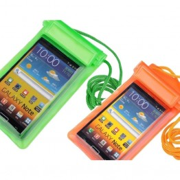 Universal Αδιάβροχη Θήκη XXL για Κινητά Τηλέφωνα και Smartphones