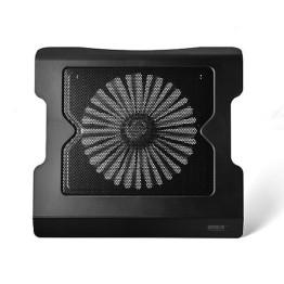Βάση Στήριξης Laptop Με Ανεμιστήρα Για Ψύξη Coolerpad Ν19