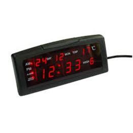 Ψηφιακό Led Ρολόι Ξυπνητήρι θερμόμετρο ημερολόγιο επιτραπέζιο