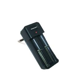 Φορτιστής/charger dual για μπαταρία 18650/AAA/AA/14500 4.2V/1.2V 600mAh