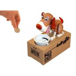 Έξυπνος Κουμπαράς Πεινασμένο Σκυλάκι Cool Dog