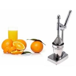 Χειροκίνητος Ανοξείδωτος Αποχυμωτής Φρούτων - Fruit Juicer