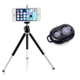 Bluetooth Selfies Remote Shutter και Βάση Τρίποδο για Φωτογραφίες Selfie AB800