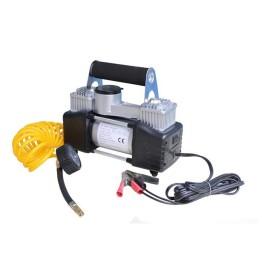 Ηλεκτρική Τρόμπα Αέρος Αυτοκινήτου 2 Κυλίνδρων Υψηλής Απόδοσης και Ισχύος 12V - 150PSI - ΗΚ150