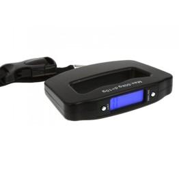Φορητή Ψηφιακή Ζυγαριά Αποσκευών 10g-50Kg CA001