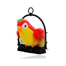 Ο Έξυπνος Παπαγάλος που Μιλάει -Talk Back Parrot