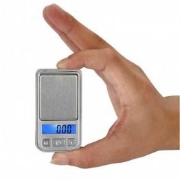 Super Mini Ψηφιακή Ζυγαριά Ακριβείας 0,01gr - 200gr