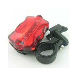 Φως Ποδηλάτου Κόκκινο 5 LED