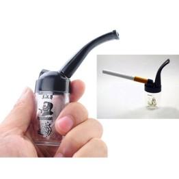 Mini Πίπα Νερού για Yγιεινότερο Kάπνισμα