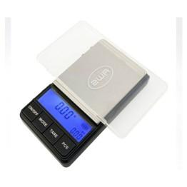 Μίνι Ψηφιακή Ζυγαριά Ακριβείας 0,01gr - 200gr - Διπλή Ένδειξη & Καταμέτρηση Αντικειμένων