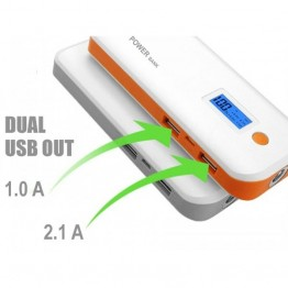 Ισχυρή USB Μπαταρία Long Lasting Power Bank 10.000mAh