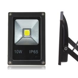 Slim Προβολέας LED 10/100W - Αδιάβροχος IP65 Υψηλής Απόδοσης - 80% οικονομία
