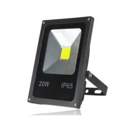 Slim Προβολέας LED 20/200W - Αδιάβροχος IP65 Υψηλής Απόδοσης - 80% οικονομία