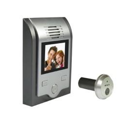Ματάκι πόρτας  με οθόνη και κάμερα KS-201C+02C