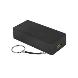 Φορητός Φορτιστής Msonic 5000mA Power Bank Μαύρο