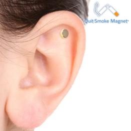 Μαγνητικό Σκουλαρίκι Διακοπής Καπνίσματος Quit Smoke Magnet