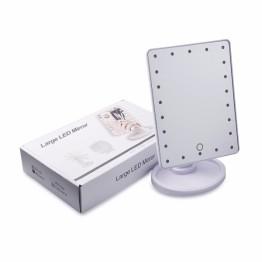 Καθρέφτης Ομορφιάς Με Φωτισμό 16 LED
