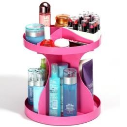 Περιστρεφόμενος Διοργανωτής Καλλυντικών Cosmetics Organizer