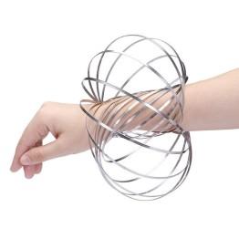 Anti Stress Fidget Magic Flow Rings - Αντιστρες Μαγικοί Δακτύλιοι