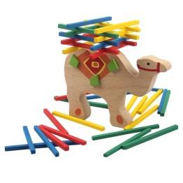 Εκπαιδευτικό Ξύλινο Παιχνίδι Δεξιοτήτων - Μίλα η Καμήλα