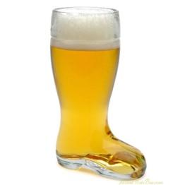 Ποτήρι Μπύρας Μπότα XL 800ml