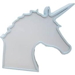 Φωτιζόμενος Διακοσμητικός Πίνακας LED Μονόκερος - Unicorn Lightbox