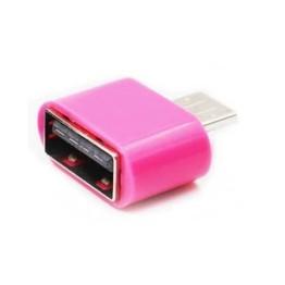 Αντάπτορας micro USB αρσενικό σε USB 2.0 θηλυκό Host OTG