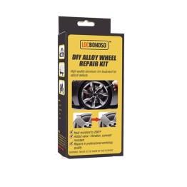 Κιτ Επισκευής Ζάντας Αλουμινίου Ασημί - DIY Alloy Wheel Repair Ki
