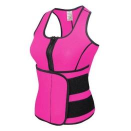 Γιλέκο και Ζώνη Εφίδρωσης - Hot Sweat Body Vest Shaper