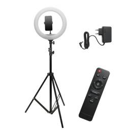 Επαγγελματικό Φωτογραφικό Φωτιστικό με Τηλεκοντρόλ 35.6cm Ring Lamp Light LED