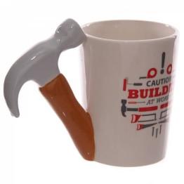 Κούπα με λαβή σε σχήμα Σφυρί - Hammer Mug