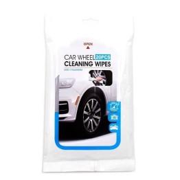 Πανάκια Καθαρισμού Ζαντών Αυτοκινήτου - Car Wheel Cleaning Wipes