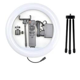 Επαγγελματικό Φωτογραφικό Φωτιστικό με Τηλεκοντρόλ 30cm Ring Lamp Light LED
