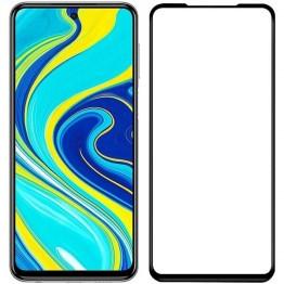 Tempered Glass Full Glue 9H για Xiaomi NOTE 9 Black