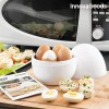 Συσκευή για Βράσιμο Αυγών για Φούρνο Μικροκυμάτων - BoilEgg InnovaGoods