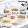 Επαναχρησιμοποιούμενες Σακούλες για Τρόφιμα Σετ 10τμχ - Freco Innovagoods