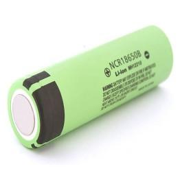Επαναφορτιζόμενη μπαταρία λιθίου 18650 3400mAh 3.7V