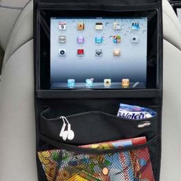 Θήκη Οργάνωσης Αυτοκινήτου για iPad & Tablet- Back Seat Media Organizer