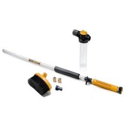 Πιεστικό πιστόλι πλυσίματος για κοινά λάστιχα κήπου - WaterZoom High Pressure Cleaner