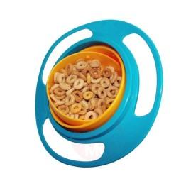Universal Gyro Bowl - To έξυπνο μπωλ για παιδιά, που περιστρέφετε 360 μοίρες