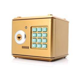 Κουμπαράς Χρηματοκιβώτιο με Ηλεκτρονικό Συνδυασμό και Κλειδί
