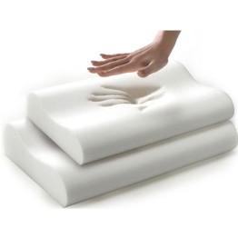 Μαξιλάρι Memory Foam Pillow για Σωστή Στάση Σώματος και Άνετο Ύπνο