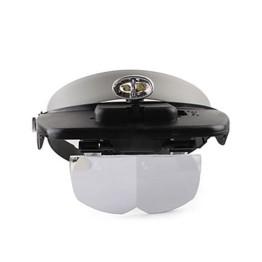 Φακός Κεφαλής με Μεγεθυντικούς Φακούς Σετ 4 φακών