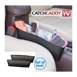 Πλαϊνές Θήκες Αυτοκινήτου σετ 2τμχ - Catch Caddy Car Organizer