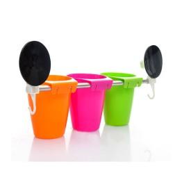 Χρωματιστά καλαθάκια αποθήκευσης για κουζίνα/μπάνιο