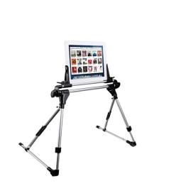 Πτυσσόμενη βάση στήριξης για tablets και iPad από 26 έως 250 χιλιοστά